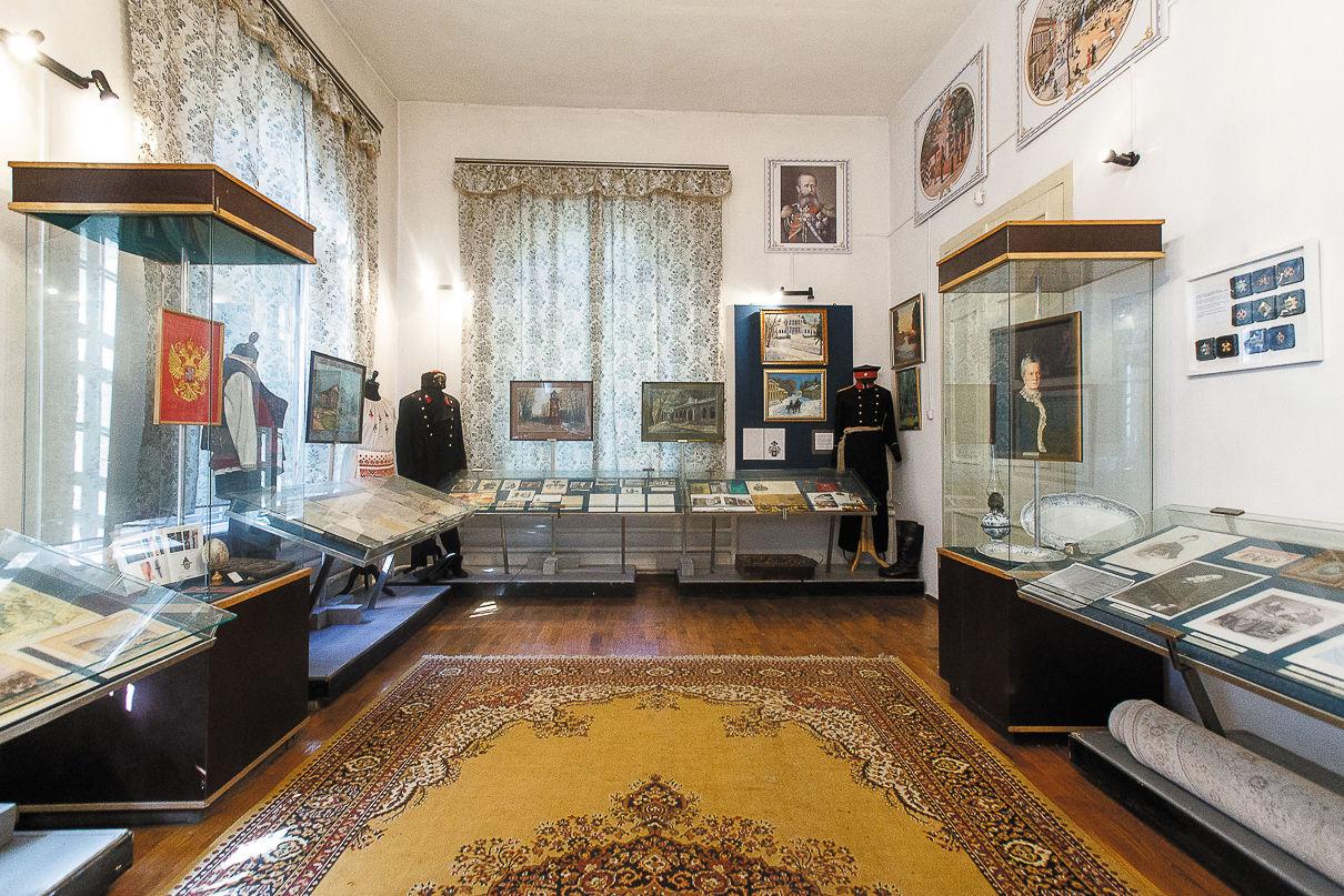 Общий вид музейного зала. Фото: Александр Бурый