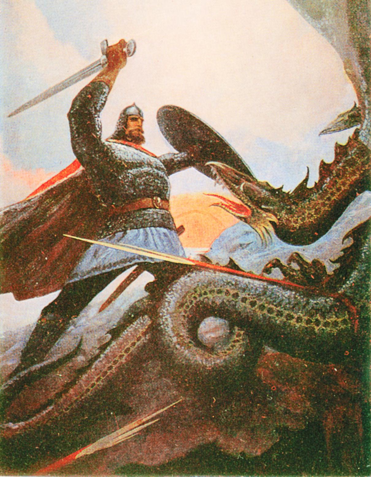 мир бой со змеем горынычем картинки его жизни